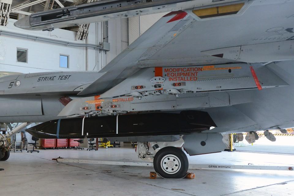 US Navy - begins LRASM, FA-18 integration testing - 2