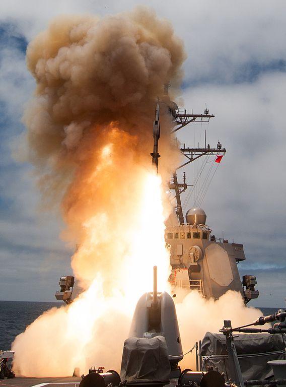USS_John_Paul_Jones_(DDG-53)_launches_RIM-174_in_June_2014