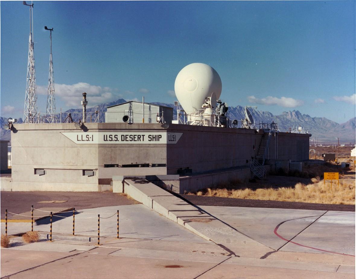 USS Desert Ship (LLS-1)