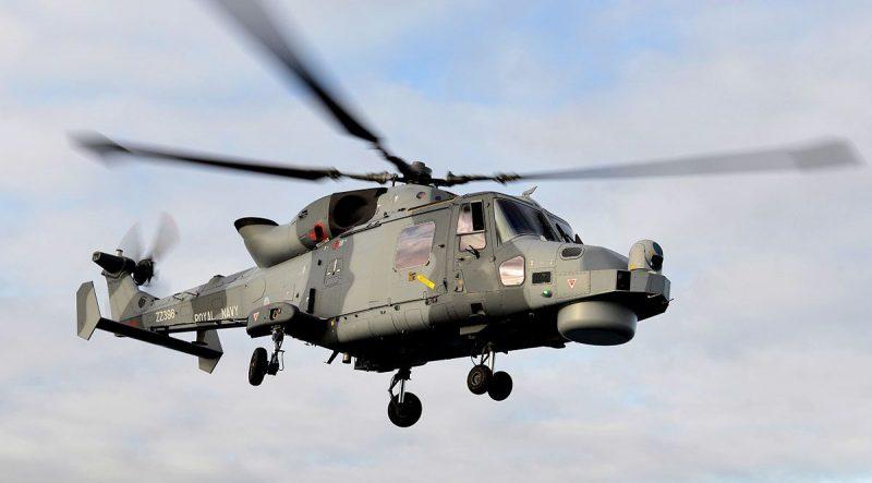 "AgustaWestland AW159 ""Wildcat"""